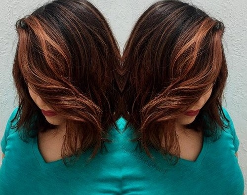 Beautiful Short Hair Sweeping Ideas