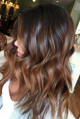 blonde caramel: caramel blonde sweep photos that you will love Hair Color Ideas