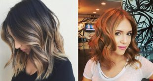 Latest Trends in Hollow Hair - 20 Inspired Models New Hair Color Ideas