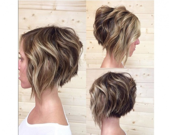 40 Beautiful Short Cup Models For Christmas Parties Hair Cut Trends