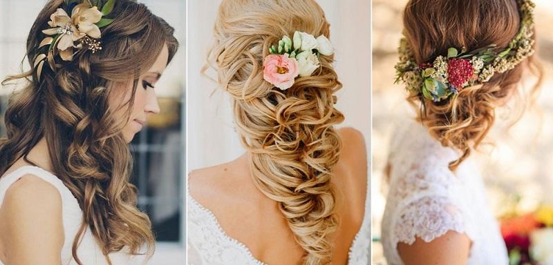 15 beautiful hairstyles weddings trend New