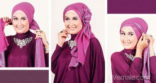Modern Hijab: The Top 10 Hijab Tutorials For Your Evenings Every Veiled Woman Should Know Hair Styling Tips