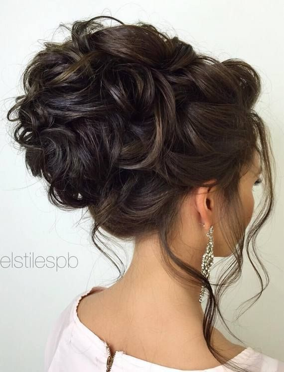 Beautiful Ideas of Evening Chignons Fast Simple Hairstyles