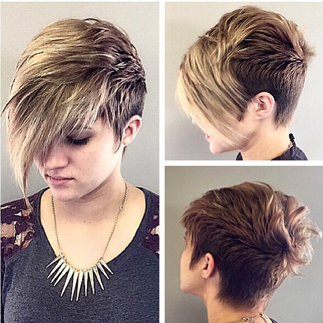 20 gorgeous undercut for you to inspire New Hairstyle Trends