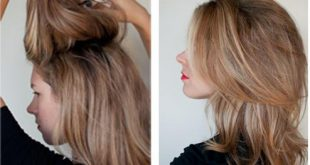 Fast simple hairstyle Fast Simple Hairstyles