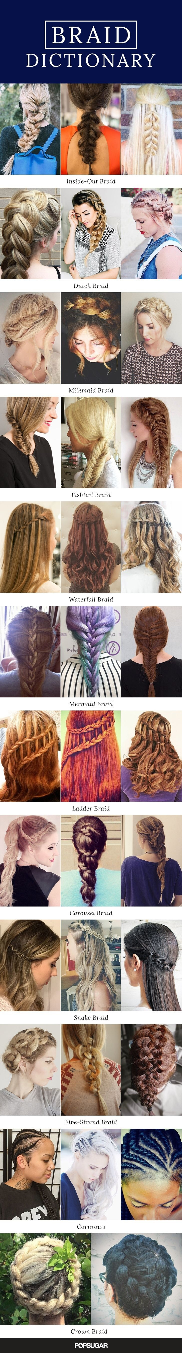 10 Beautiful hairstyles with braids trend New Hairdressing