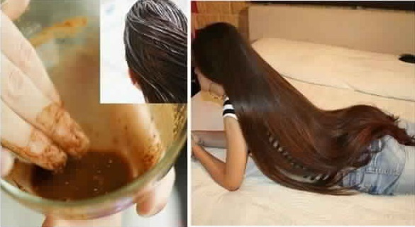 grow your hair 3 times faster with this recipe Hair Styling Tips