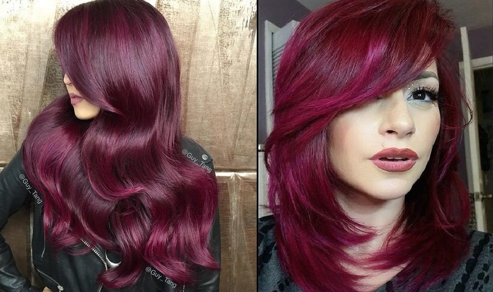 You Must Try These Beautiful Colors For The New Season: These Are The Fall Hair Colors By Excellence! New Hairstyle Trends
