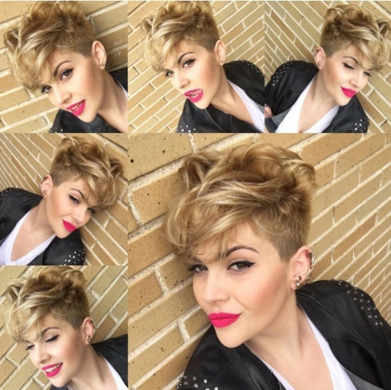 Undercut is the best choice this season Short Hairstyles