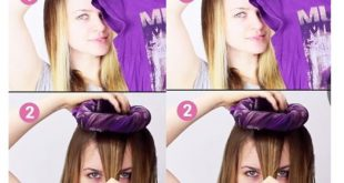 Discover this Crazy Technique to Get Loops Without Heat! Hair Styling Tips