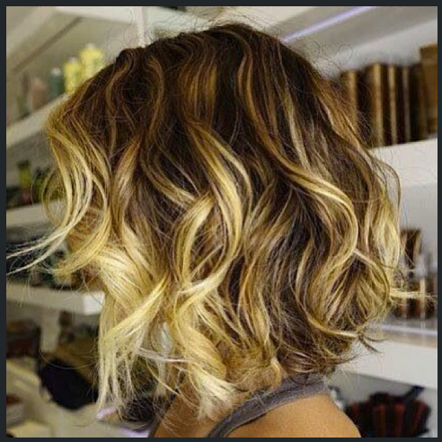 The Long Square: A Cup Of All Seasons Hair Color Ideas