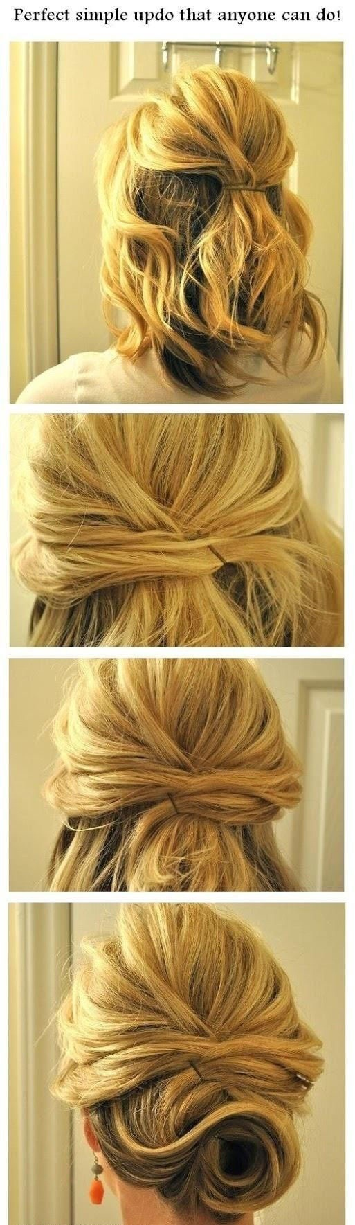 Easy and Fast Tutorials for Mid-Ong Hair Hairdressing Medium Hairstyles