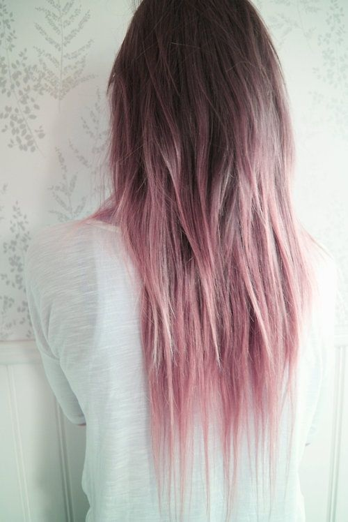 shaded hair: here is a beautiful inspiration New Hair Color Ideas