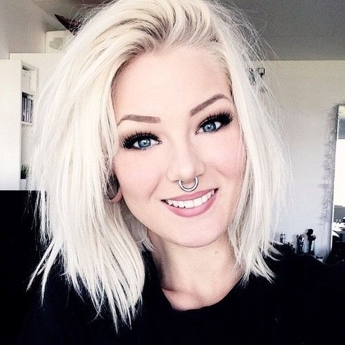 The Best Colors For Short Hair Trend Spring Summer New Hair Color Ideas