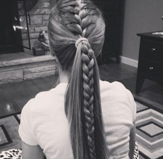 Beautiful braid trend summer New Hairstyles with Braids