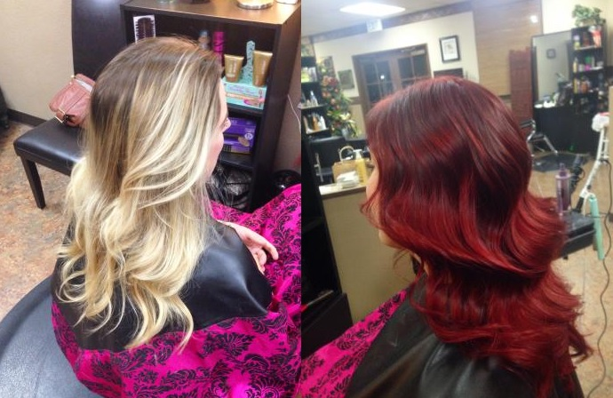 The 25 Most Successful Color Changes in Hair Salons: From Sublime Colors to Wear This Summer Tested On Beautiful Cups and Results Will Take You To The Hairdresser! Hair Color Ideas