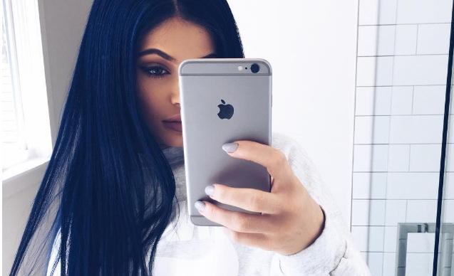 The Inspiring Evolution Capillary Kylie Jenner in 20 Photos Hair Color Ideas