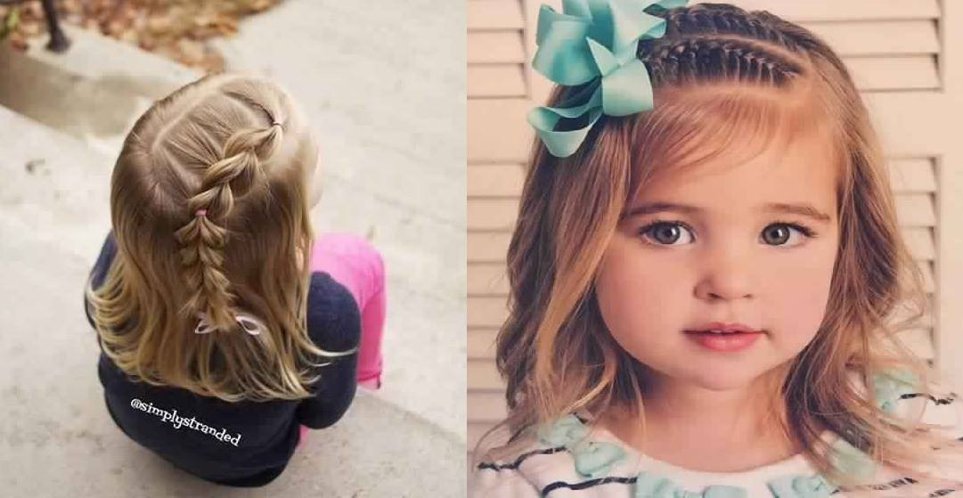 Beautiful Hairstyles For Little Girls