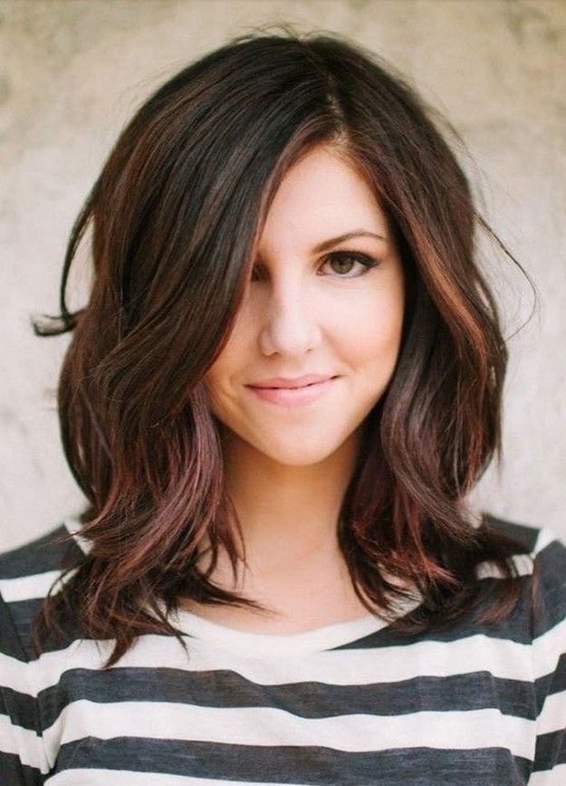 70 Mid-Length Hair Styles You Certainly Like New Hairstyle Trends