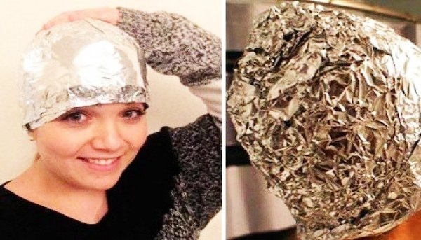 She puts this recipe on her hair and wraps it in aluminum papers, the results are completely astonishing! Hair Styling Tips