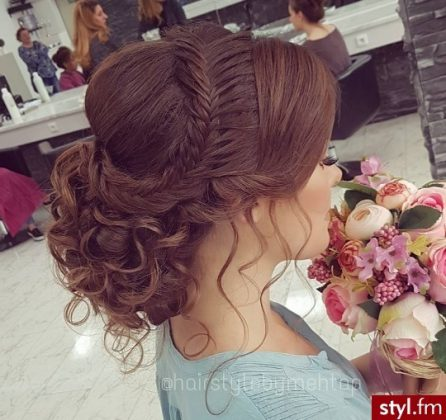 20 Beautiful Fashion Wedding Hairstyles Trend Spring / Summer New Fast Simple Hairstyles