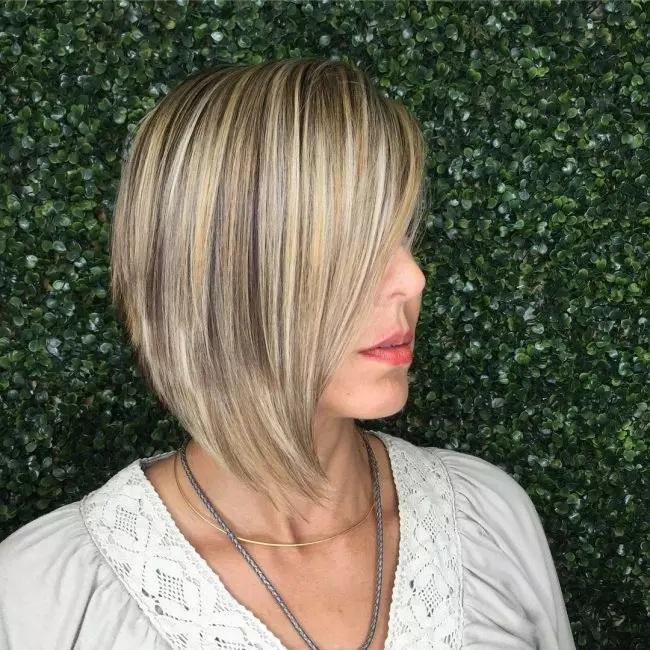 trendy mid-length hair color New Hair Color Ideas