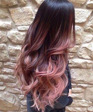 Hair Scan: Latest Trends in Poking Hair Color Ideas