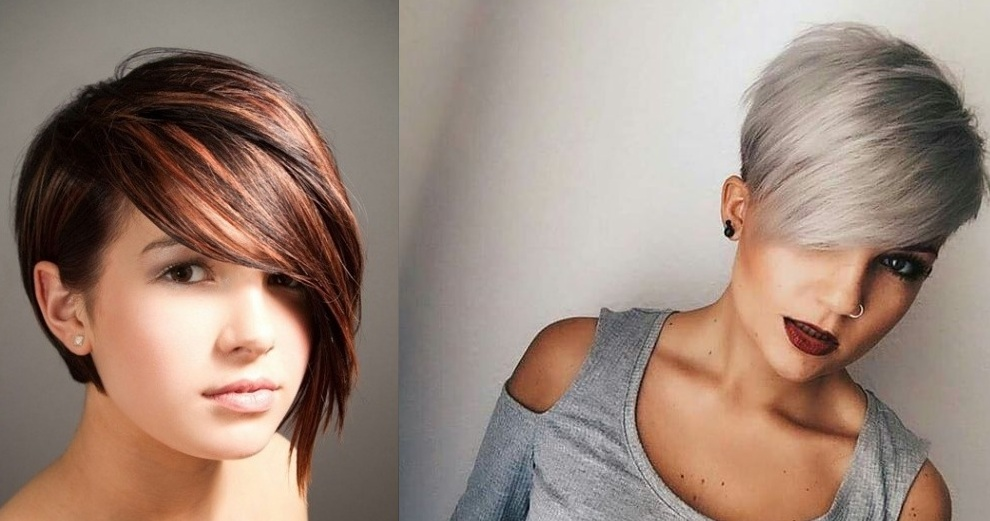 Beautiful collection New short cuts Hair Cut Trends
