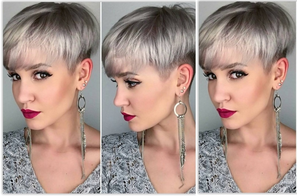 short hair: here are beautiful short cuts