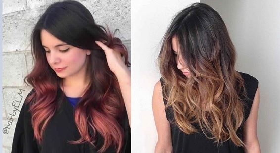 30 Shaded hair Trend New Hair Color Ideas