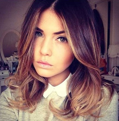 mid-length hair: the most beautiful models for summer New Hairdressing Medium Hairstyles