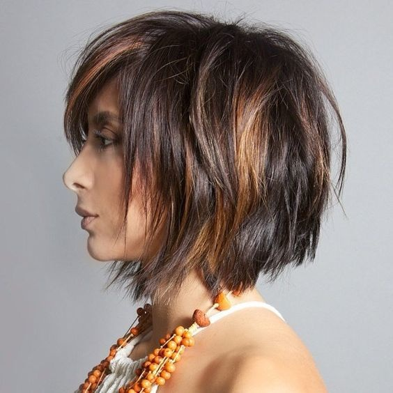 Beautiful mid-length hair models inspire you Hairdressing Medium Hairstyles