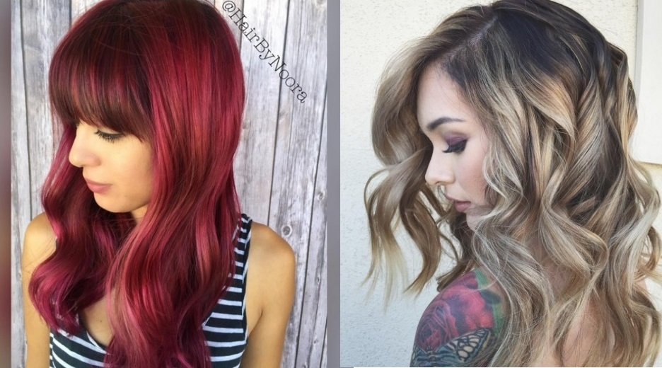 Gradient Hair For The New Season: Here are the best Models! Hair Cut Trends