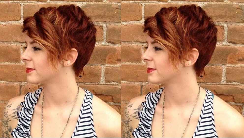 25 Super Short Hairstyles for Summer New Hair Cut Trends