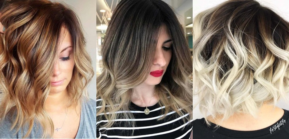 half-length hair gradient: 20 pictures of trendy mid-length hair styles trend New Hair Cut Trends