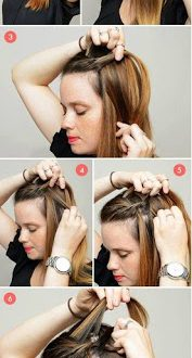 Easy Hairstyle - 10 Easy Hairstyle Ideas Easy Hairstyles