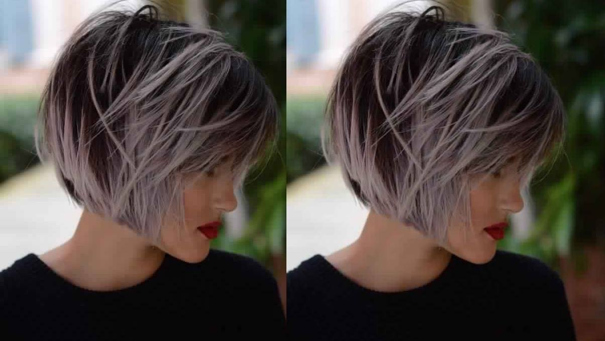 Short Hair Hooked: The Most Inspiring Models Hair Color Ideas