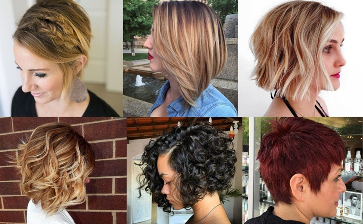 Beautiful Ideas For Styling Your Short Hair Hairdressing