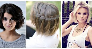 30 Beautiful Short Hair Styles! New Hairstyle Trends