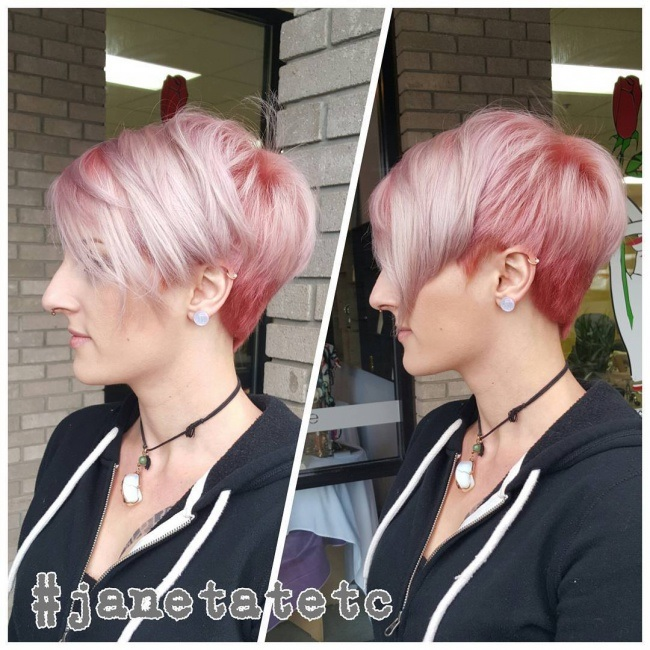 Short Cups: The Most Convenient, Most Modern and Most Fashionable Choice: The Proof In Photos New Hairstyle Trends