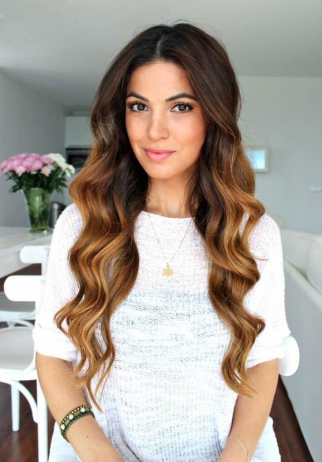 Ombre Hair Brown Caramel: The Big Trend to Follow Hair Color Ideas