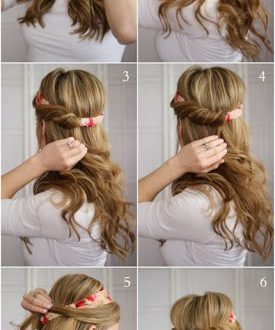 Evening Hair Style Model - 11 Evening Hair Style Ideas New Hairstyle Trends