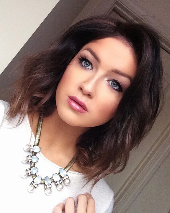 The 20 square cut models that you have to wear summer New Hair Cut Trends