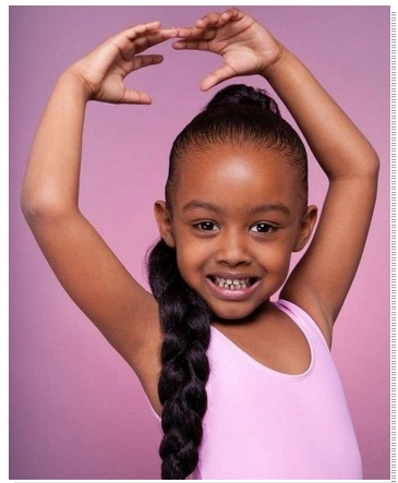 20 Beautiful Braids For Little Girls - Inspire You Dear Moms Fast Simple Hairstyles