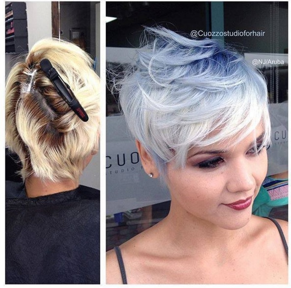 Short Hair Colors: A Top 20 Hair Color Ideas