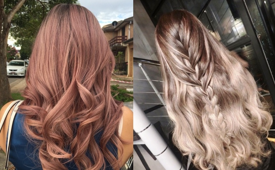 Top 10 shaded hair and hair highlights this summer Hair Color Ideas