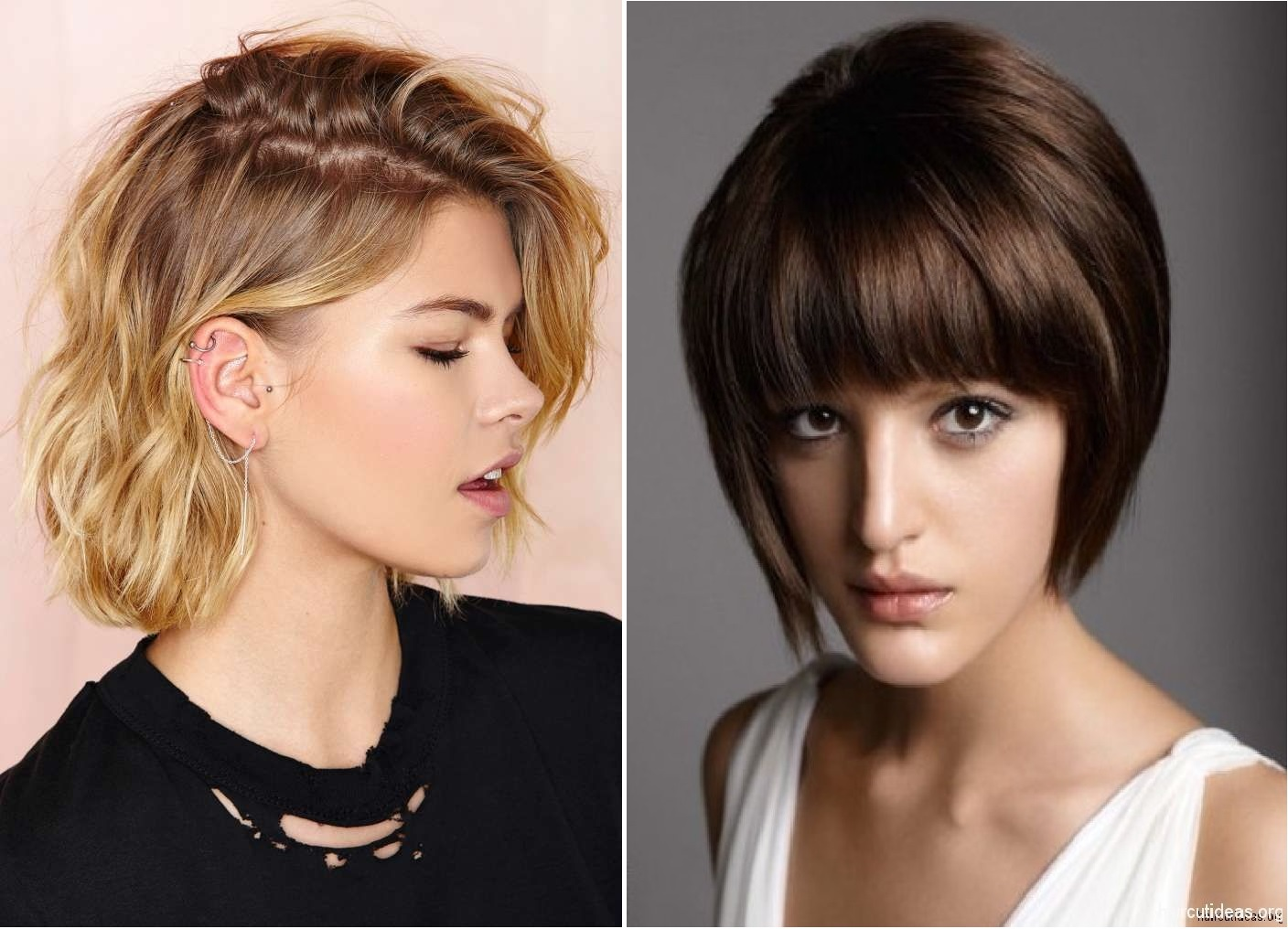 beautiful short haircuts trend New inspire you!