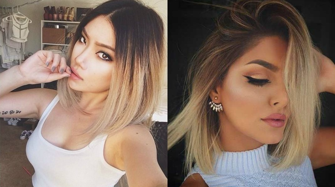 shaded hair: here is a beautiful inspiration New