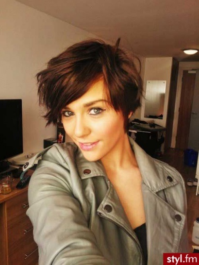 10 Colors for Short Cups - The Best to Wear in New Hair Color Ideas