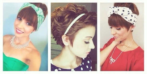 Short hair hairstyle easy: the best ideas for your special occasions Short Hairstyles